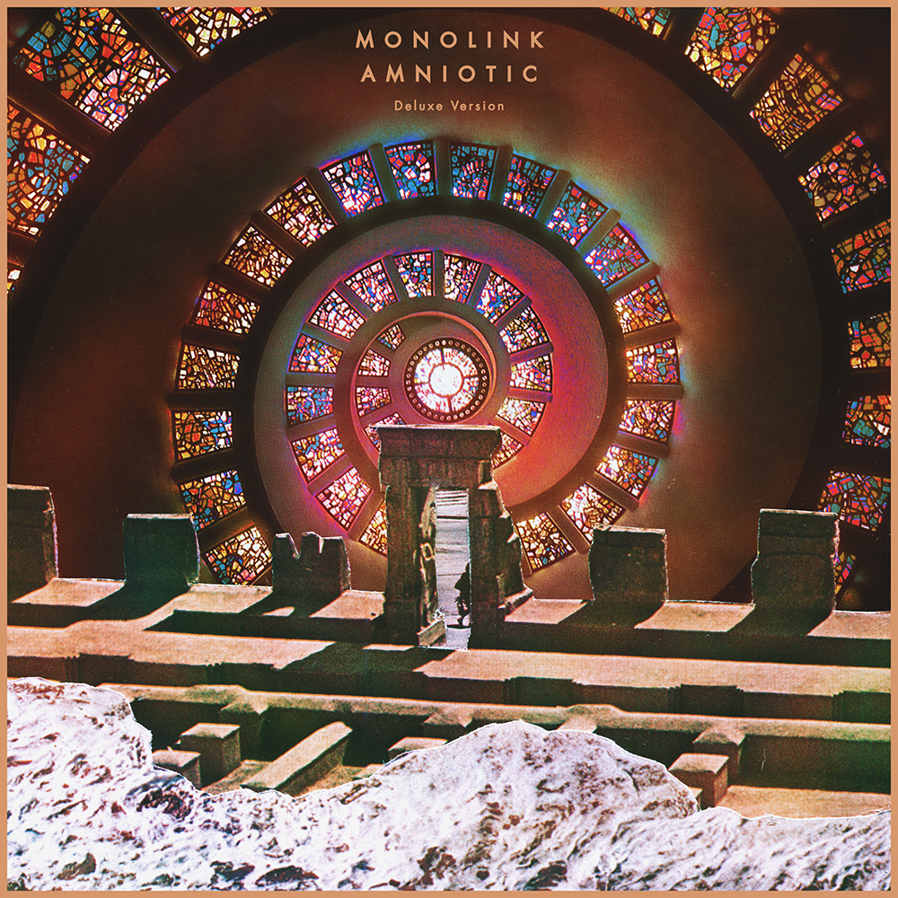 Monolink Amniotic Deluxe Album Art