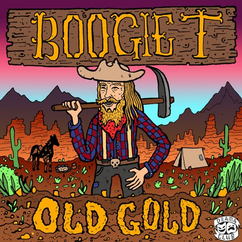 Boogie T Old Gold