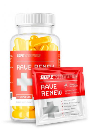 Dope Vitamins Rave Renew
