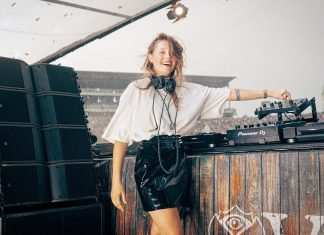 Charlotte de Witte at Tomorrowland