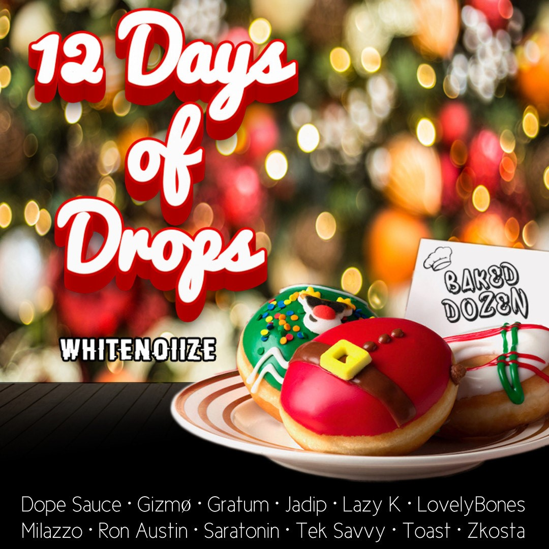 Baked Dozen 12 Days Of Drops