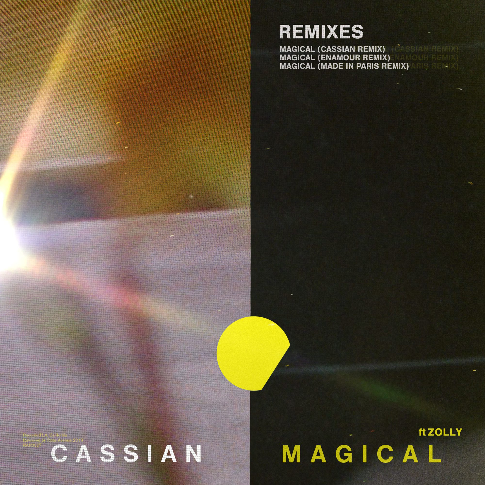 Cassian Magical Remixes Art