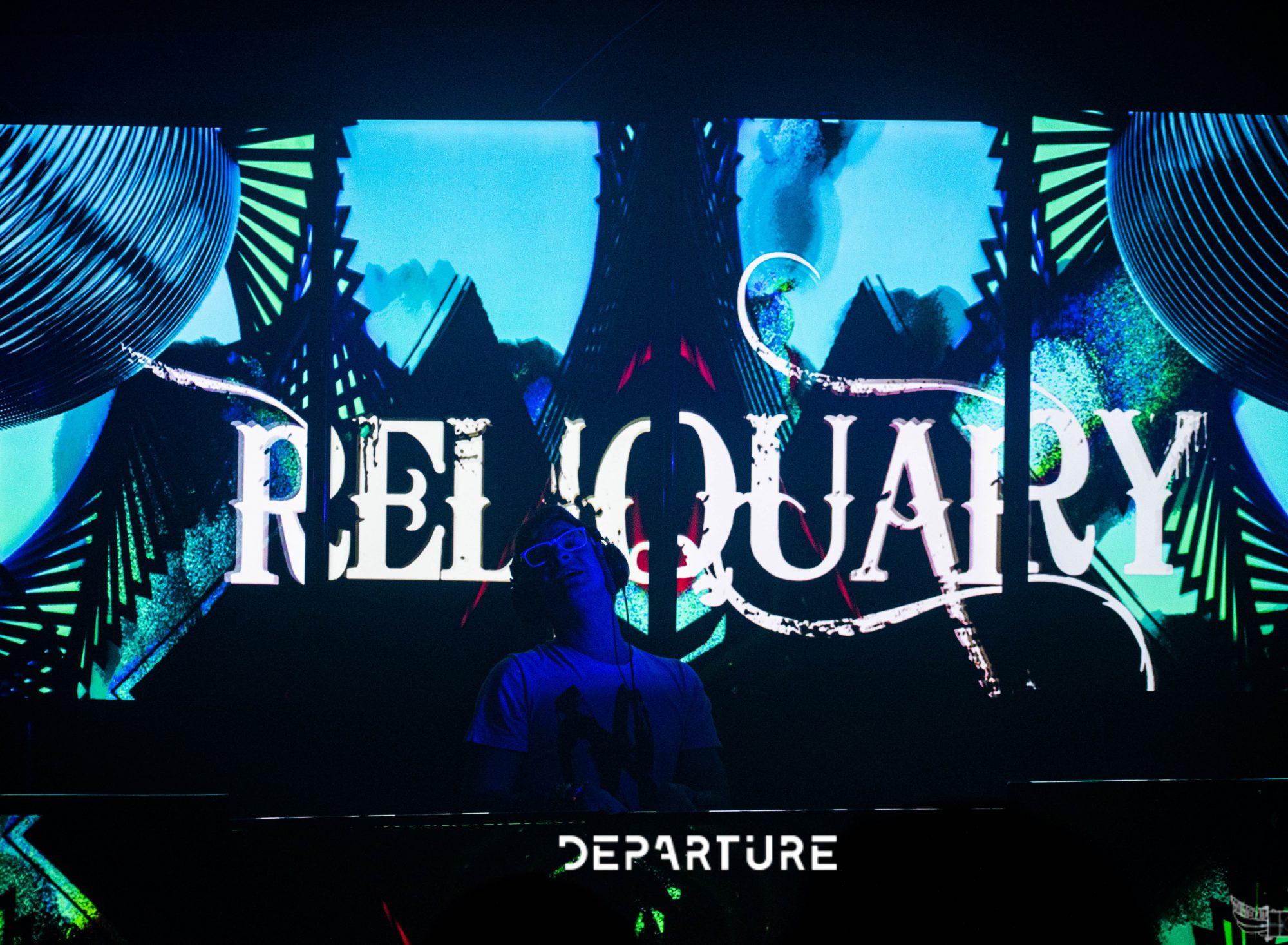Reliquary @ Departure