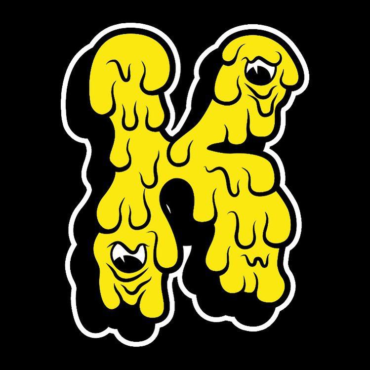 LAZY K Logo