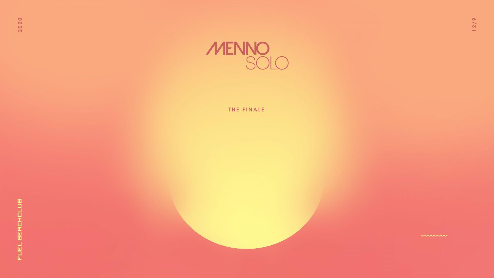 Menno Solo - The FInale