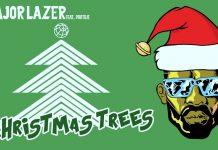 Major Lazer Christmas Trees