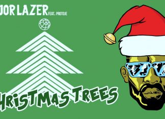 Major Lazer Christmas Trees