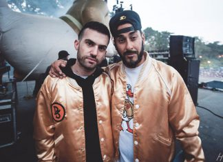 Duck Sauce - A Trak and Armand Van Helden