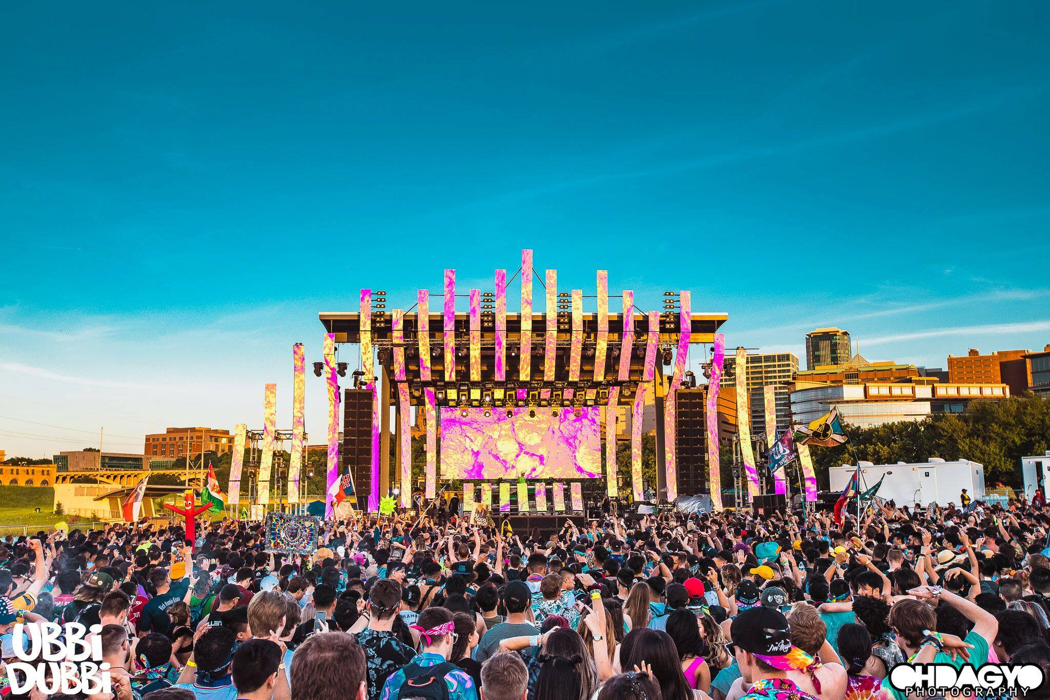 Ubbi Dubbi Releases More Artists on Phase 2 Lineup | EDM Identity