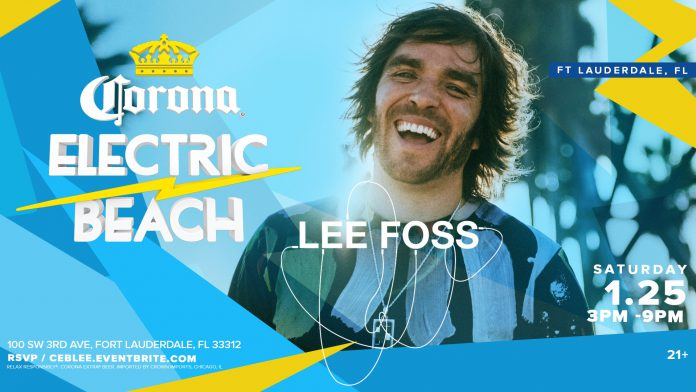 Corona Electric Beach Ft. Lauderdale Lee Foss