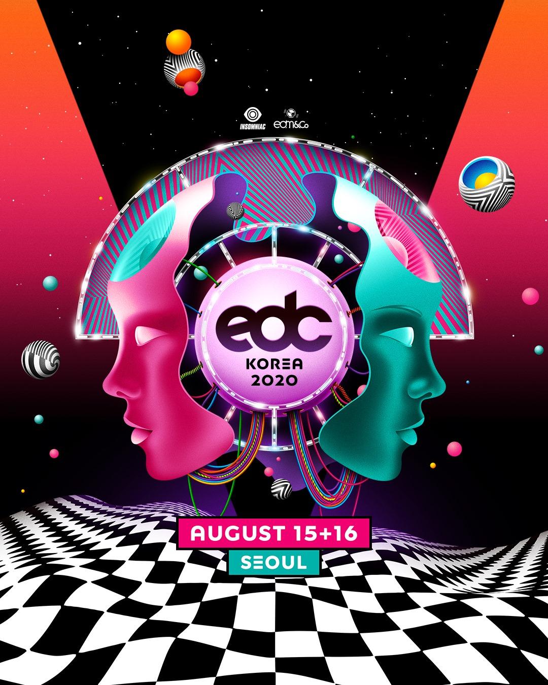 EDC Korea 2020 Announcement