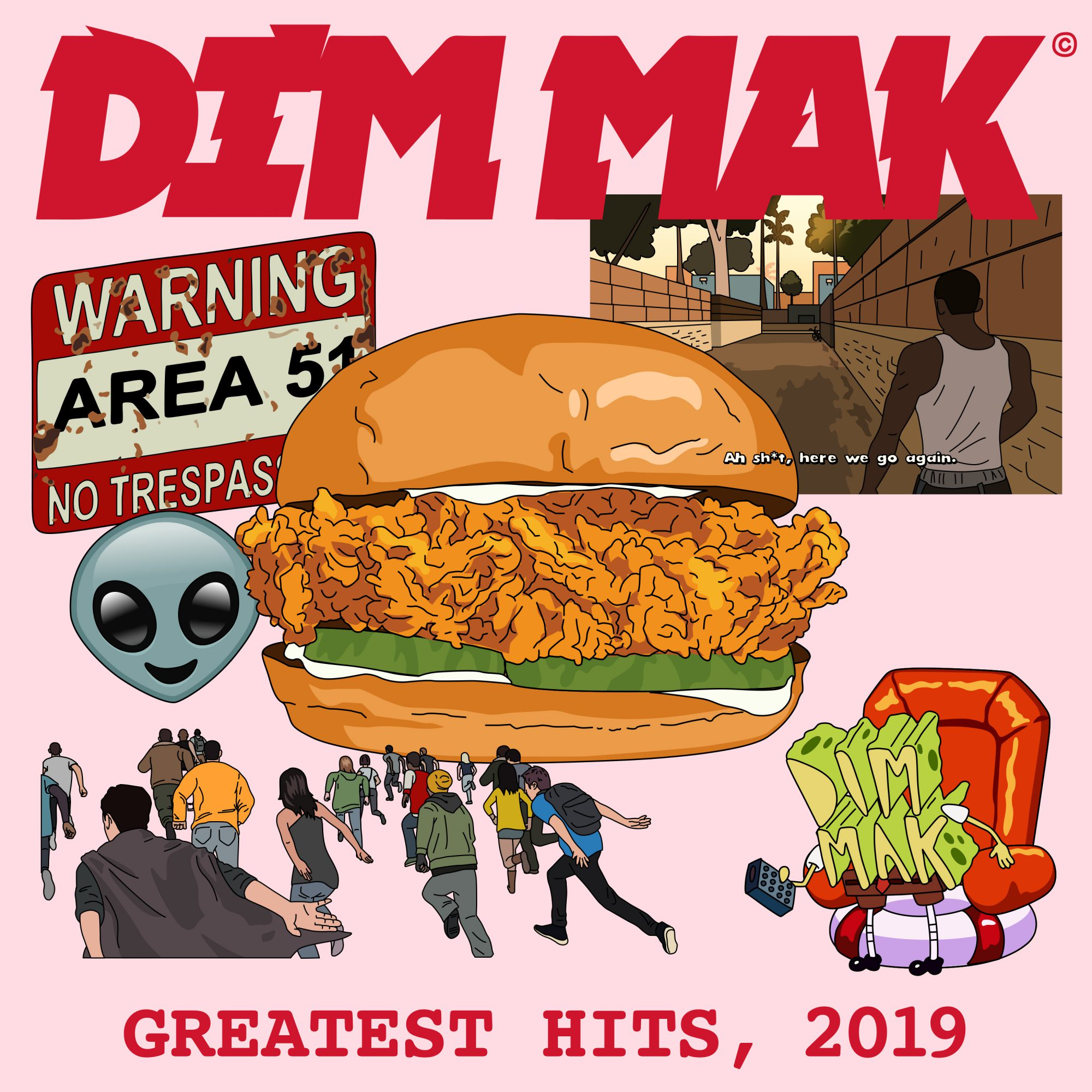 Dim Mak Greatest Hits 2019: Originals
