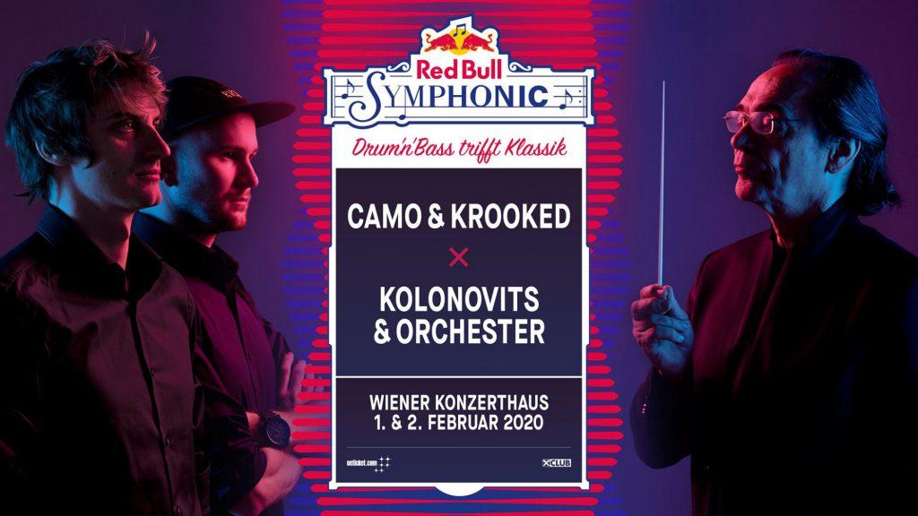 Camo & Krooked with Kolonovits present Drum'n'Bass trifft Klassik
