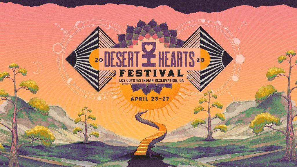 Desert Hearts 2020 Flyer