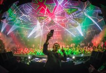 Tiesto at Hakkasan Nightclub Inside MGM Grand Hotel & Casino Las Vegas