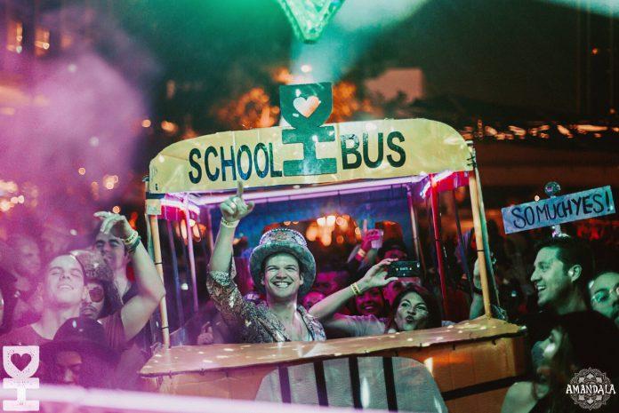 Desert Hearts School Bus