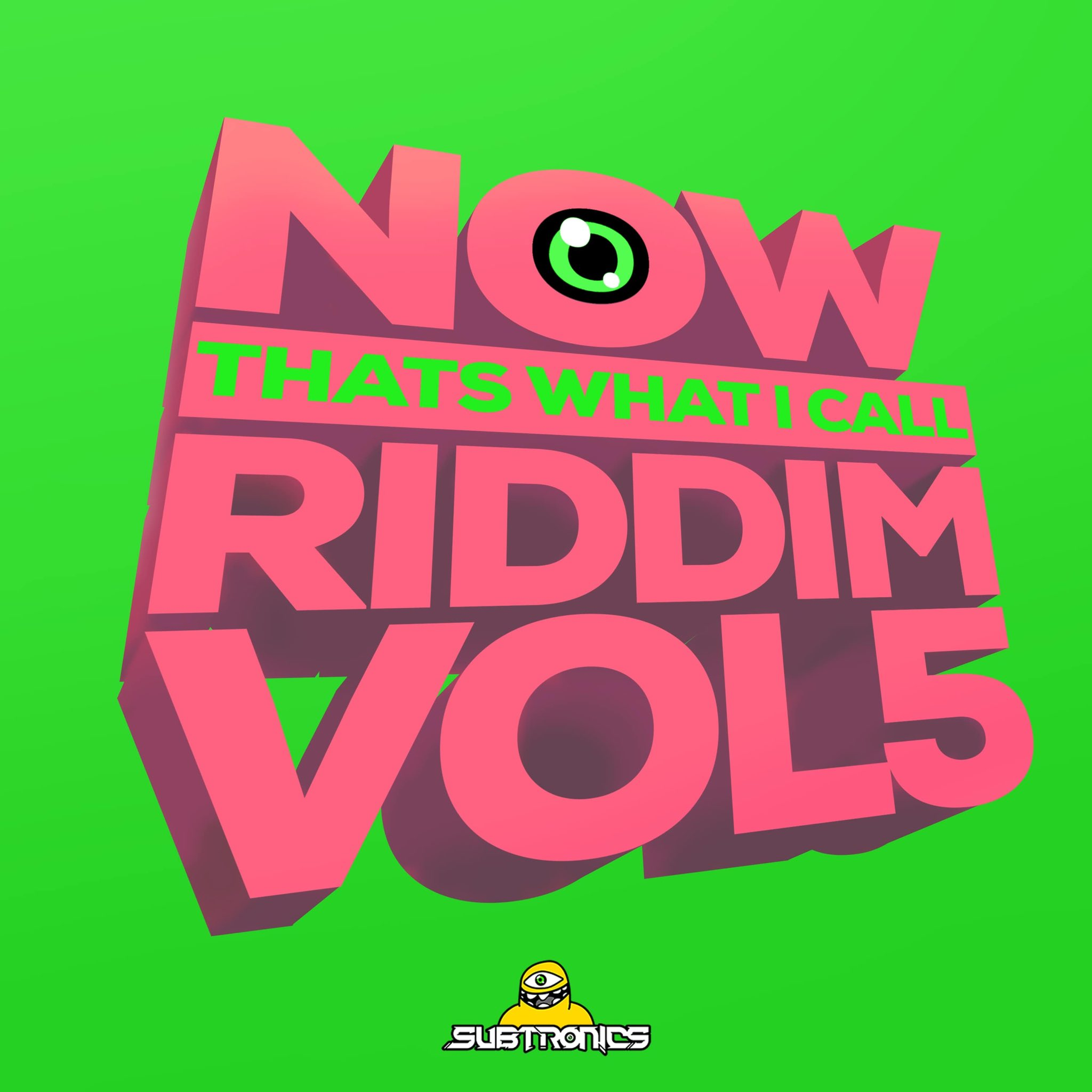 NOW THATS WHAT I CALL RIDDIM VOLUME 5