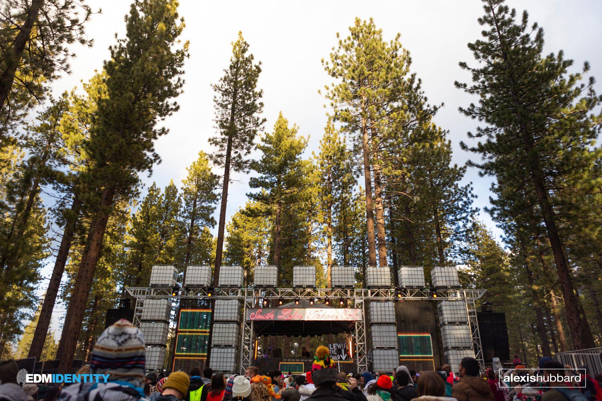 SnowGlobe 2019 - Sierra stage