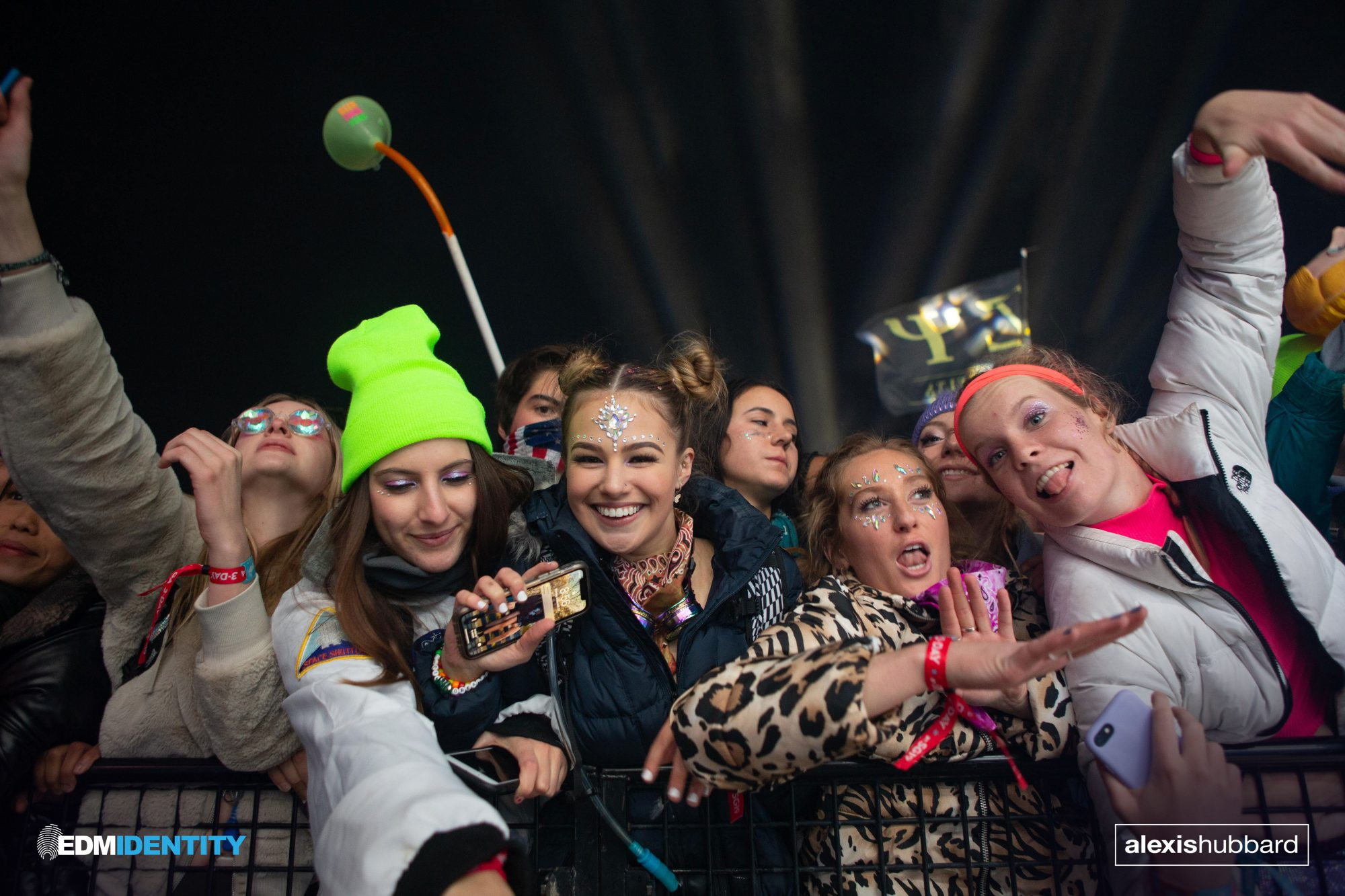 SnowGlobe 2019 - Crowd