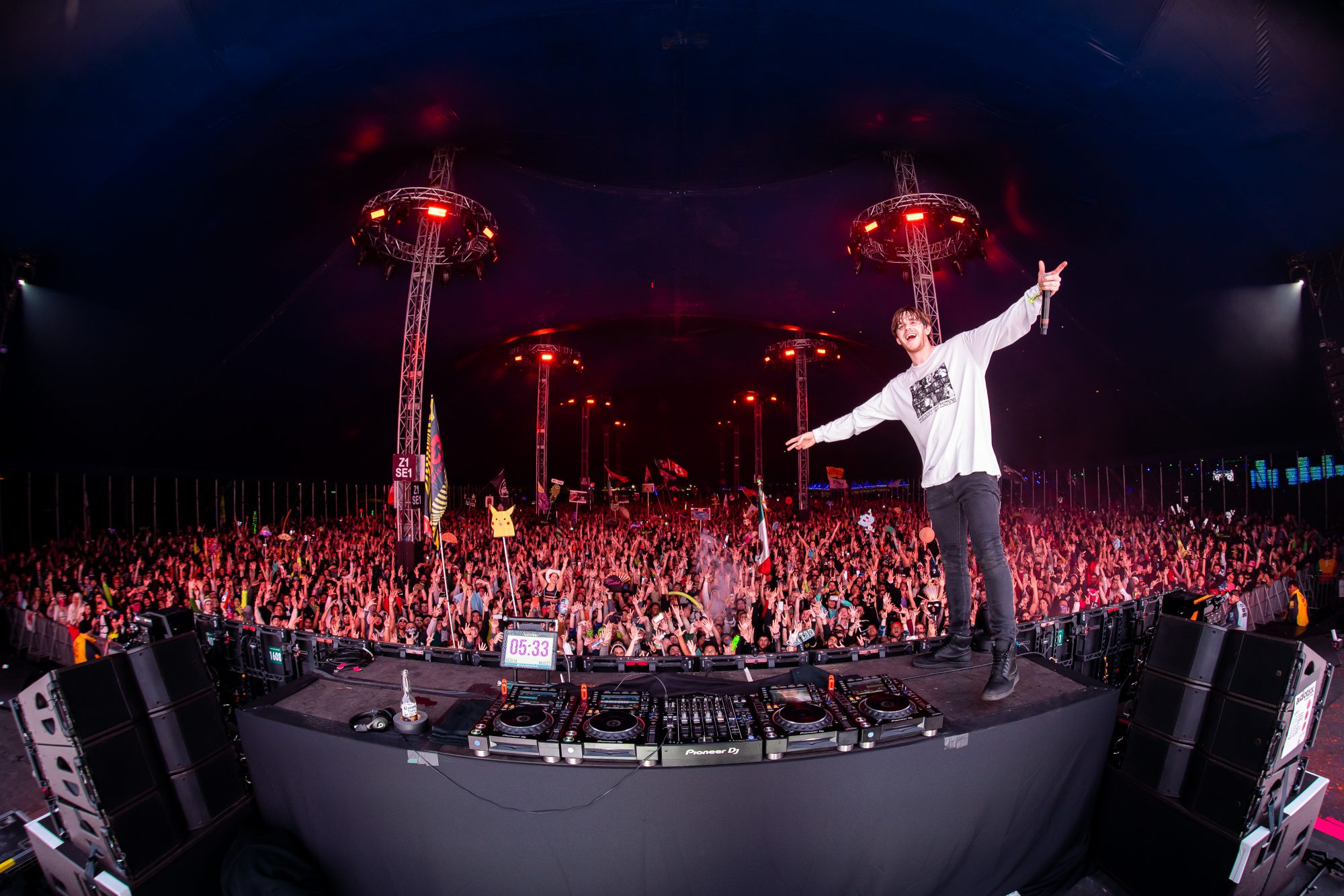NGHTMRE at Audiotistic SoCal 2019