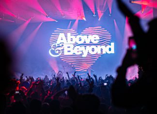 Above & Beyond New Year's Eve NYC