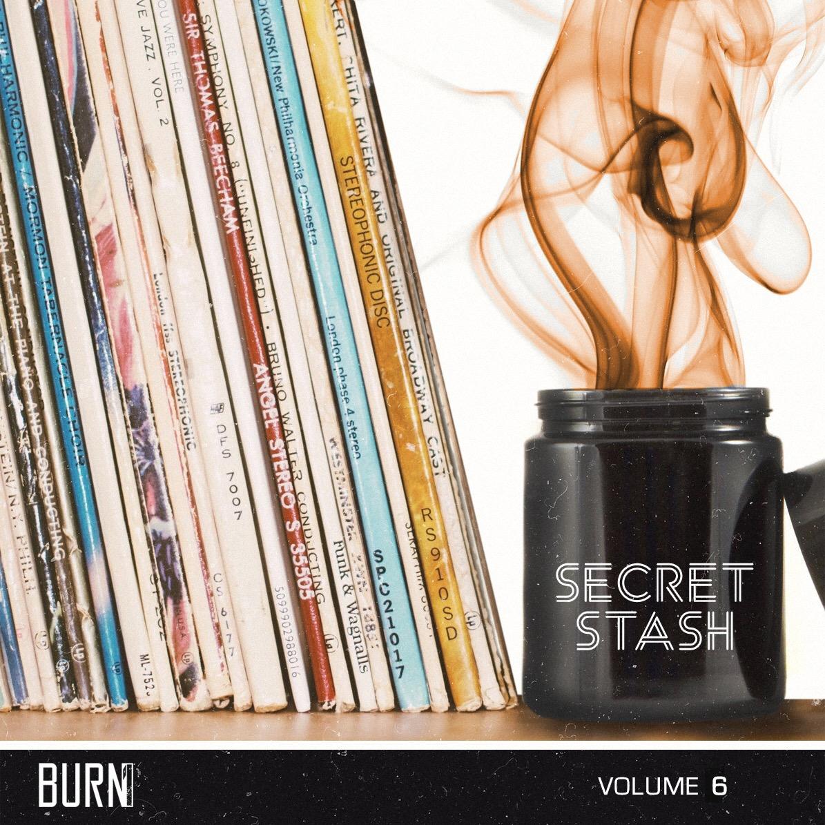 Burn1 Secret Stash (Vol. 6)
