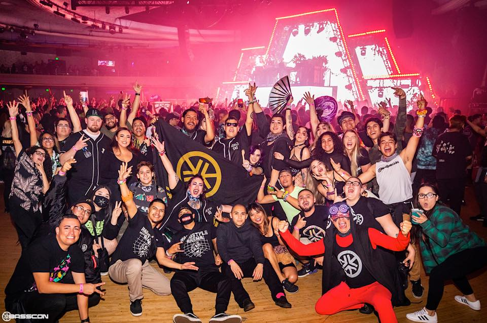 Wasteland Basscon 2020 Group Picture