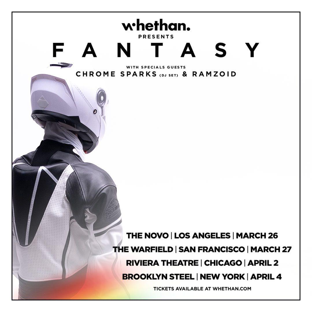 Whethan Fantasy Tour - Dates