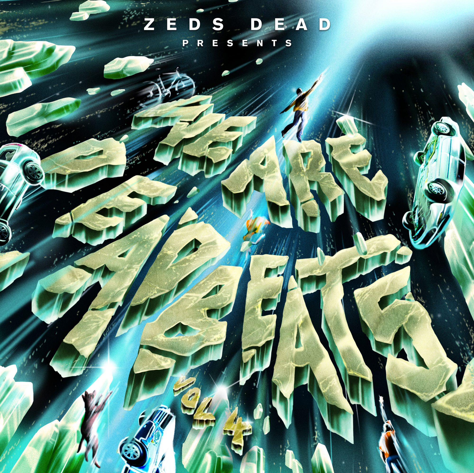 Zeds Dead We Are Deadbeats Vol. 4