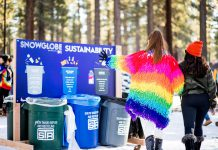 SnowGlobe Music Festival Sustainability Program