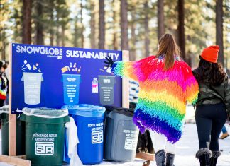 SnowGlobe Music Festival Sustainability Program