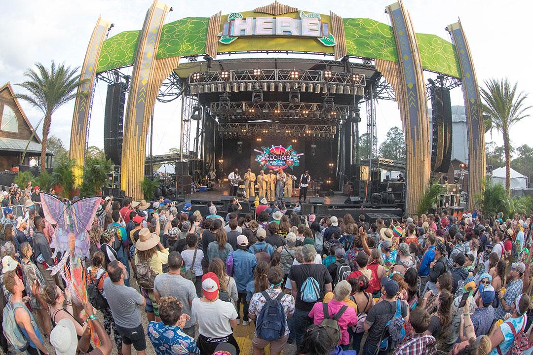 Okeechobee Here Stage