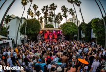 Delano Beach Club Miami Music Week