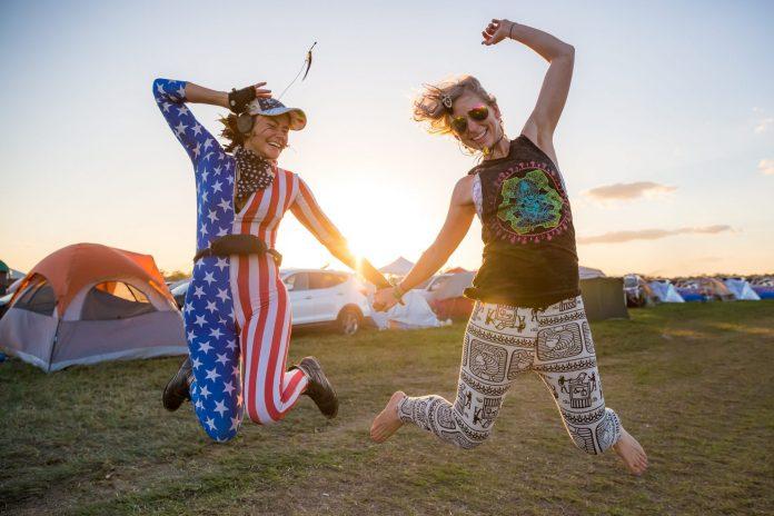 Okeechobee 2018 Campers
