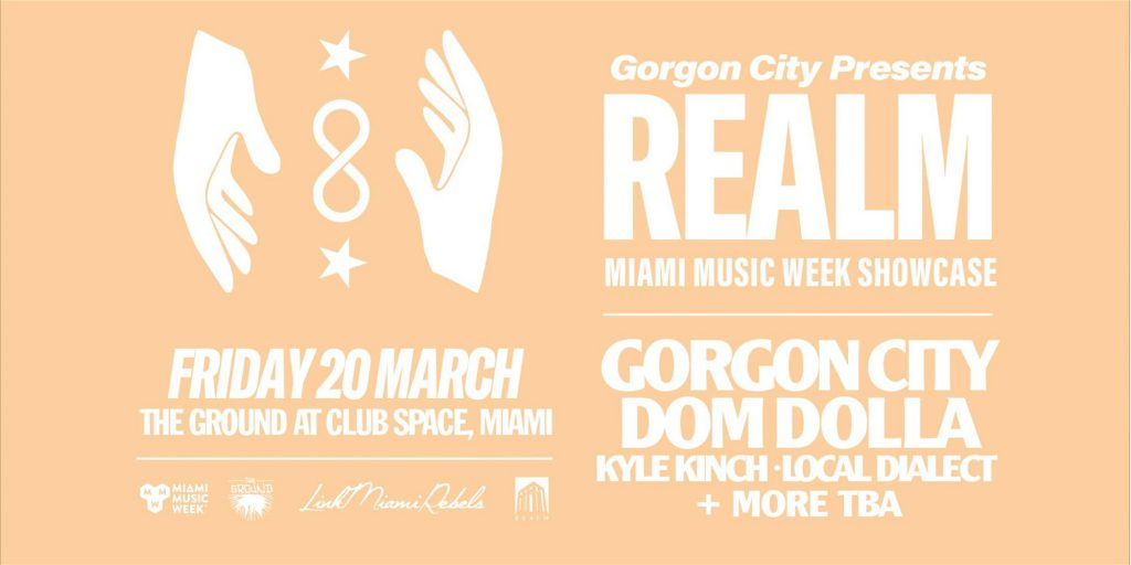 Realm, Club Space, MMW