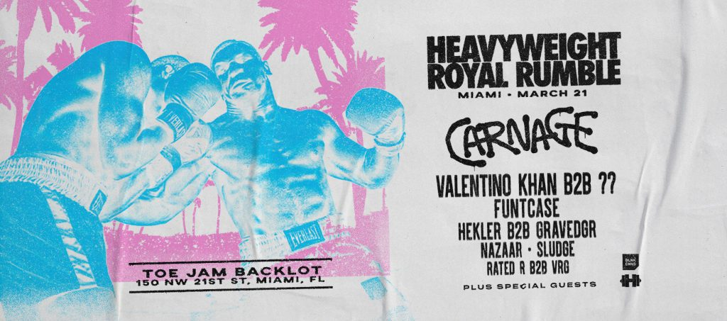 Carnage Presents: The Heavyweight Royal Rumble