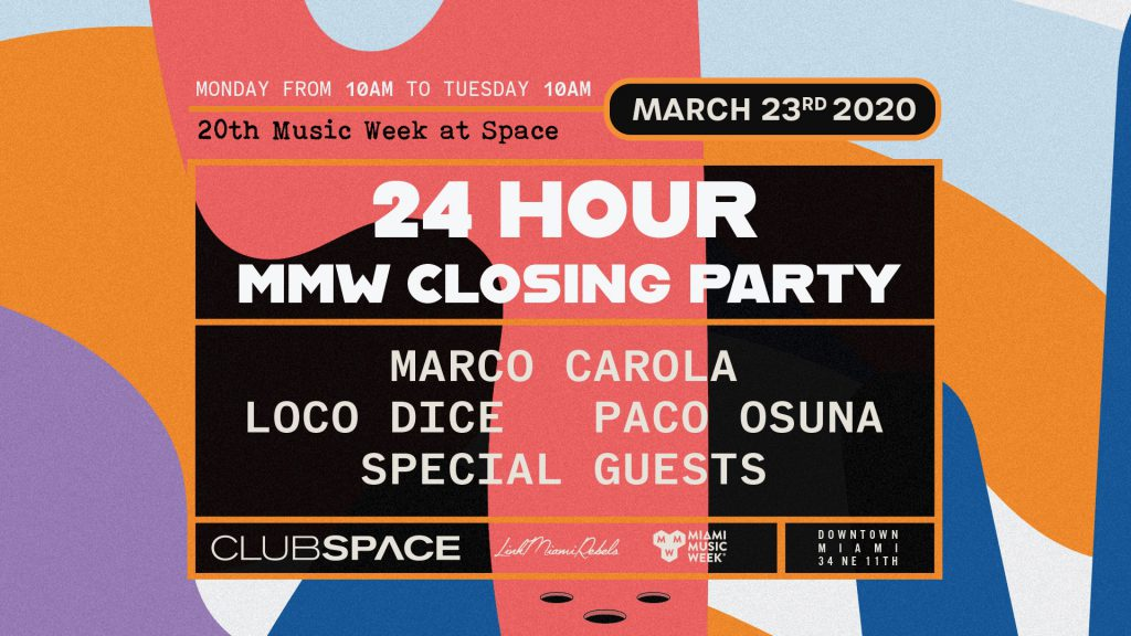 24 Hour Closing Party, Club Space, Space Invaders