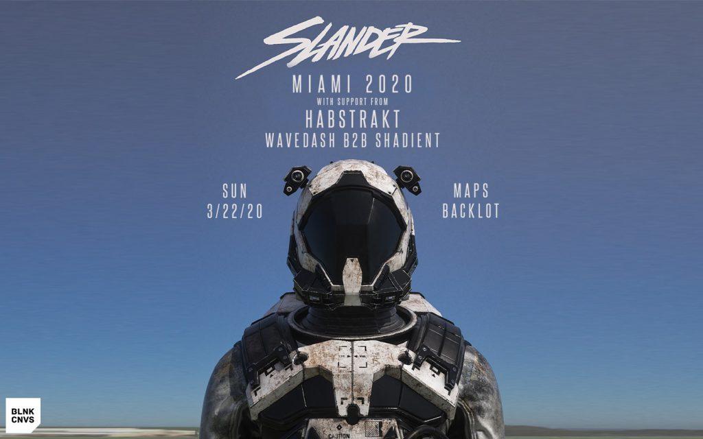 Slander Miami 2020