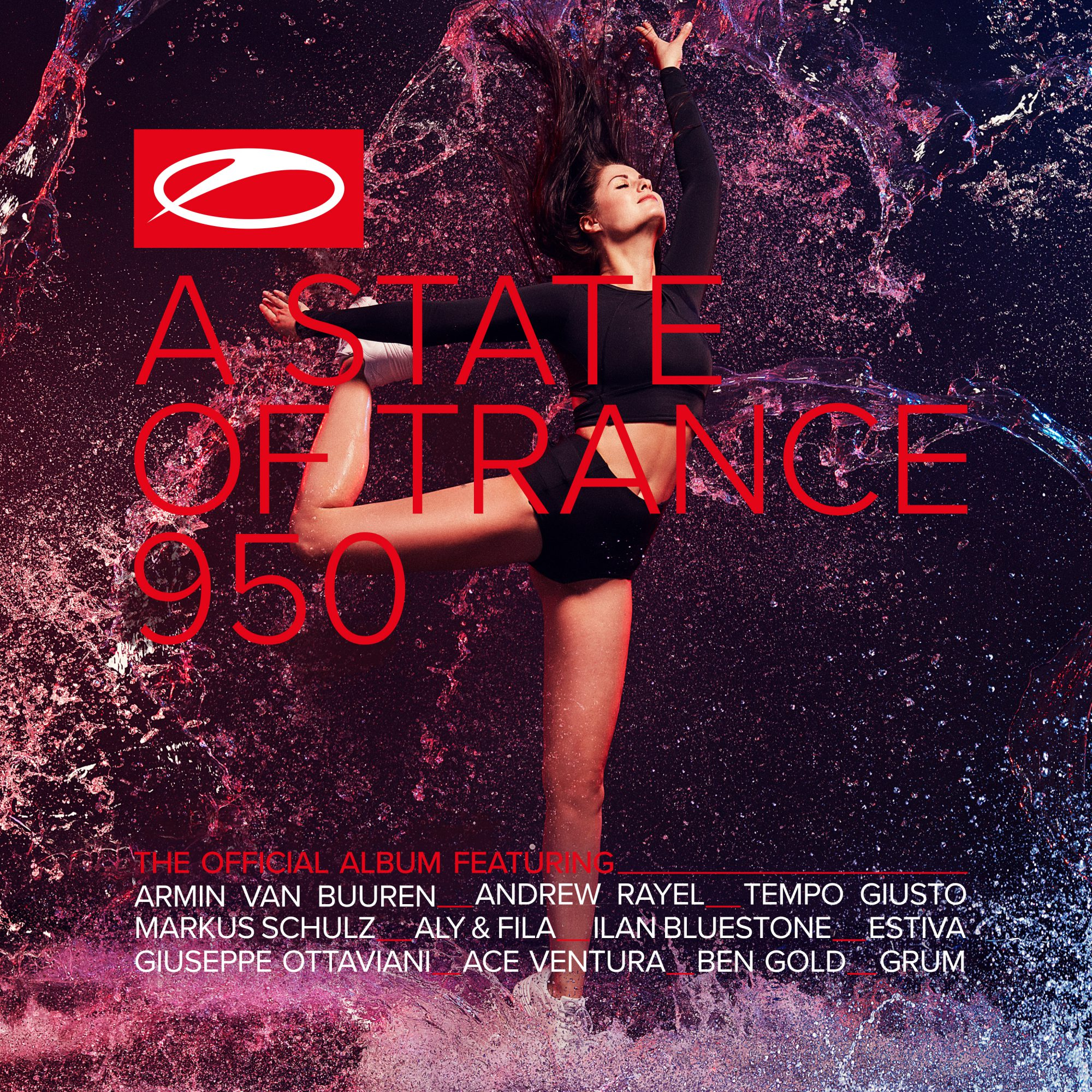 A State Of Trance 950 Cover Art