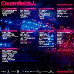 Creamfields 2020 Lineup Friday