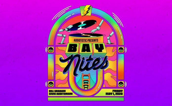 Audiotistic - Bay Nites - 2020