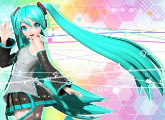 Hatsune Mike Cover Art