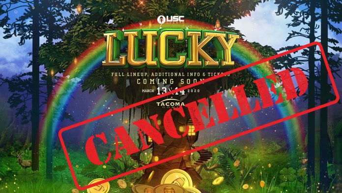 Lucky Festival 2020 Cancelled