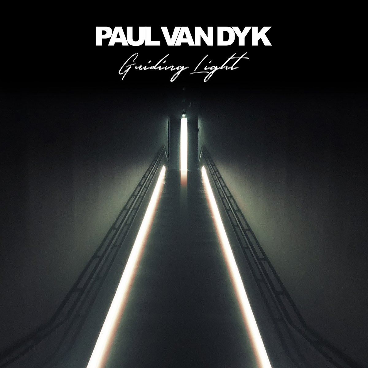 Paul van Dyk Guiding Light Album Cover