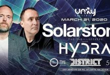 Solarstone & The Thrillseekers Present Hydra @ District Atlanta