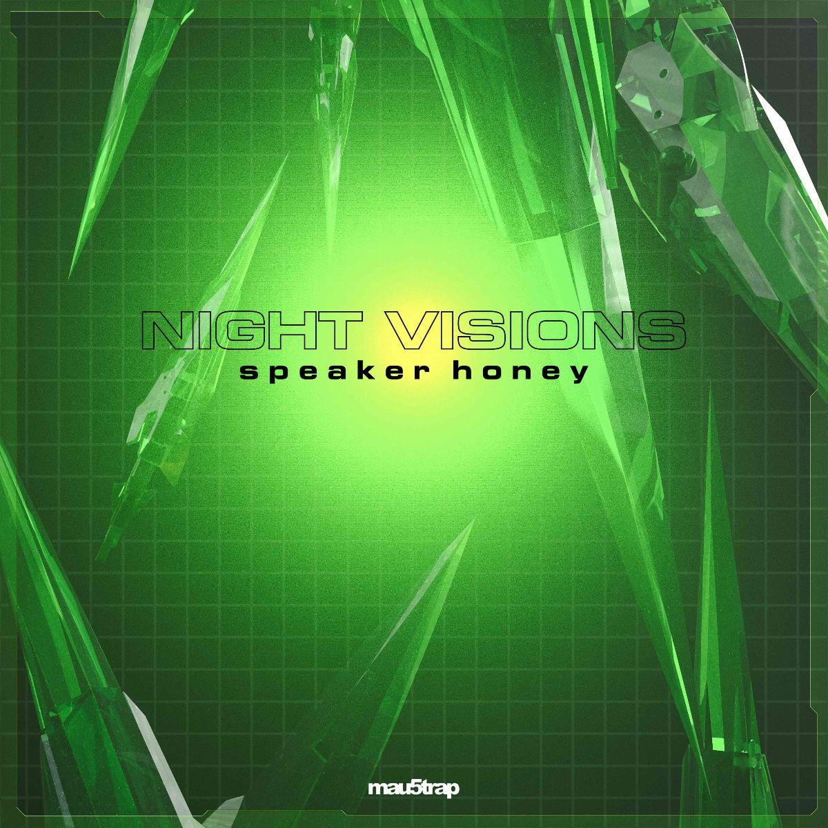 Speaker Honey -Night Visions EP