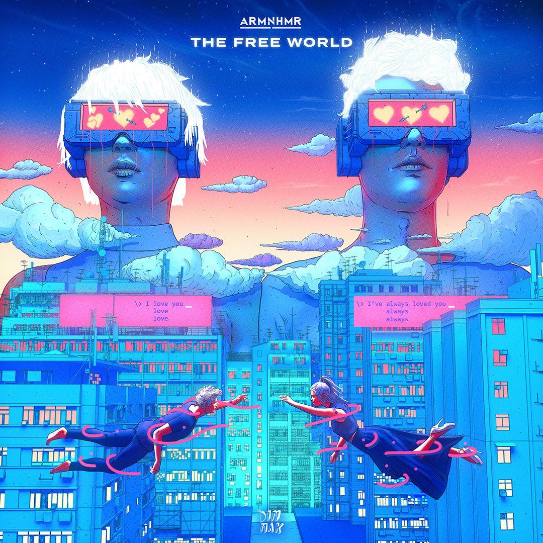ARMNHMR The Free World