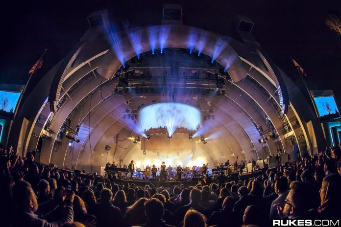Above & Beyond Acoustic II at the Hollywood Bowl