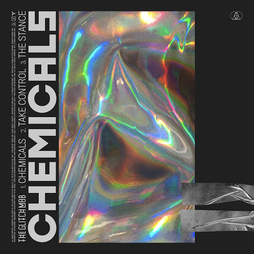 The Glitch Mob - Chemicals EP - Cover