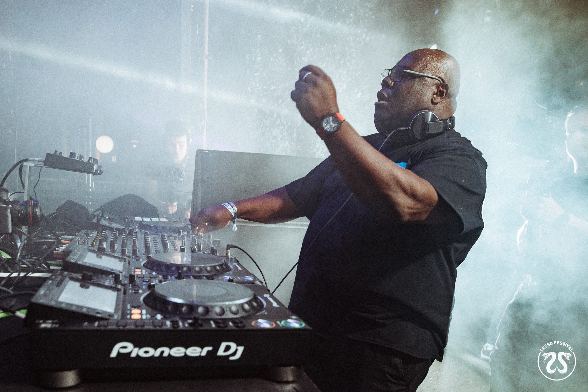CRSSD FESTIVAL SPRING 2020 Carl Cox
